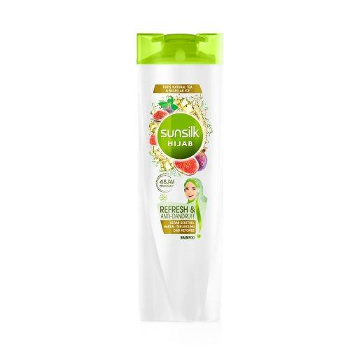 Sunsilk Hijab Refresh & Anti-Dandruff Shampoo