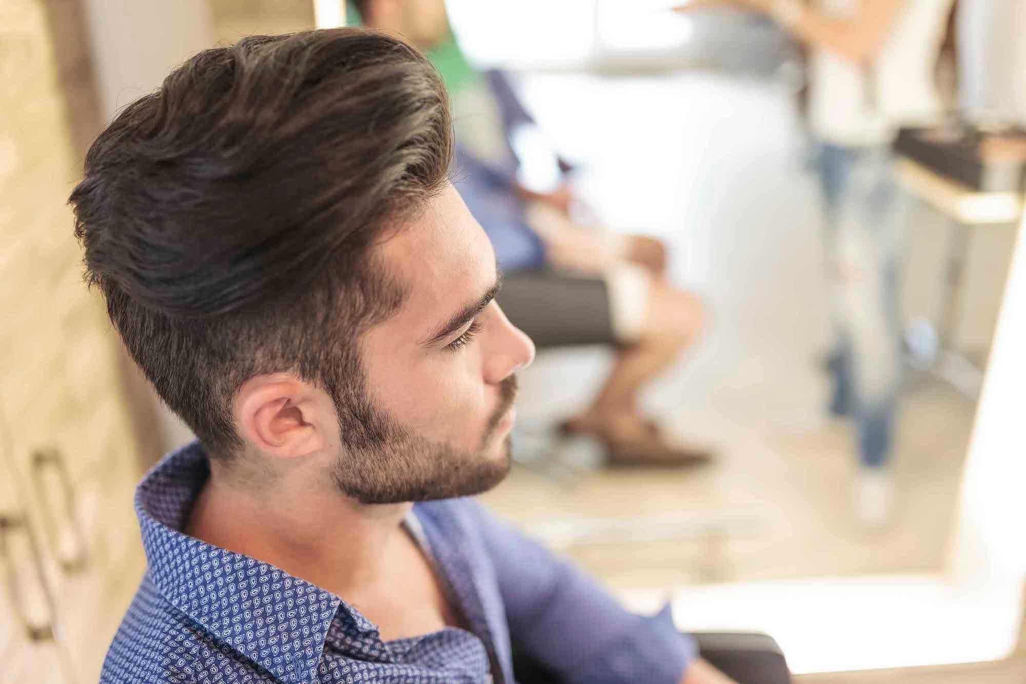 8 Gaya rambut undercut pendek yang modern | All Things ...