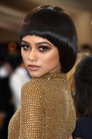 Model Rambut Pendek Untuk Rambut Tebal Dan Mengembang ...