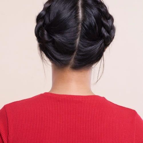 17 Sanggul Rambut Pendek Untuk Gaya Kasual