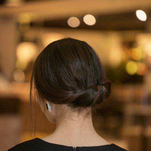 24 Cara Menata Rambut Pendek Ke Pesta Lengkap Dengan Video Tutorial