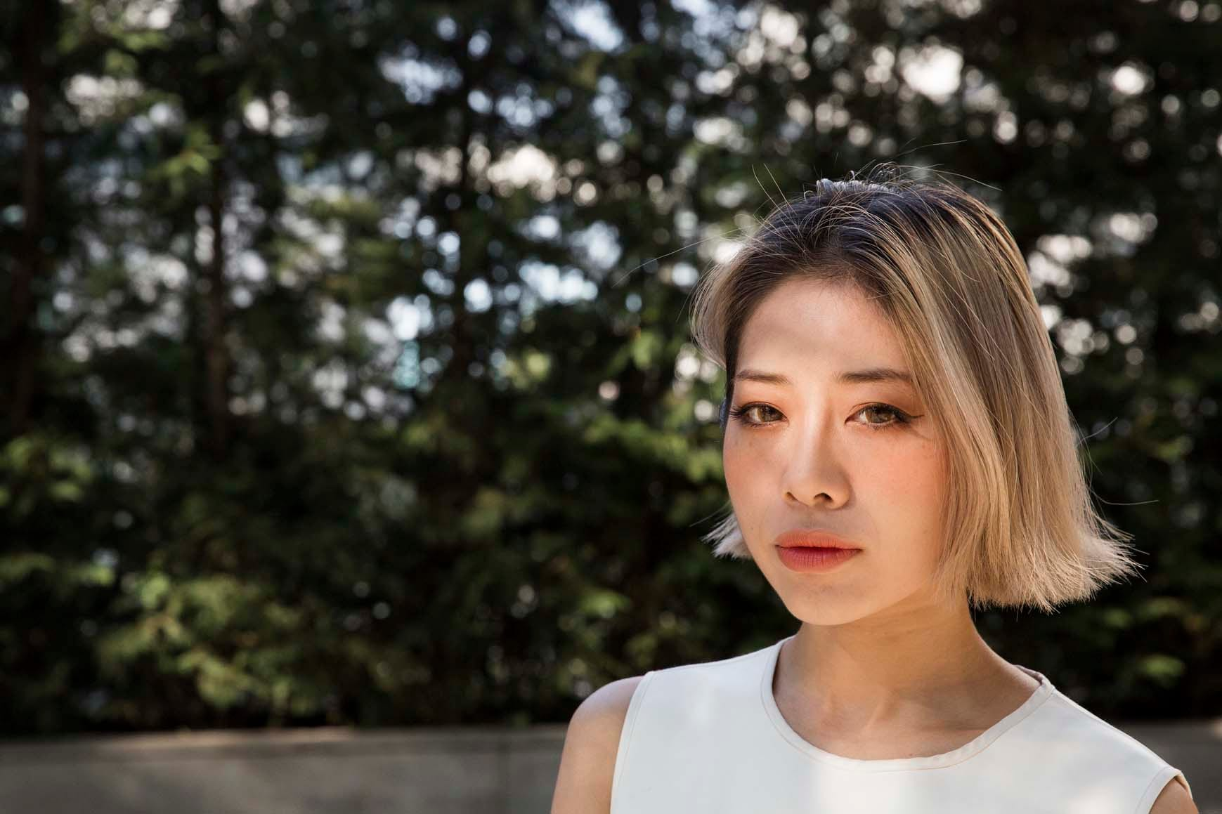 26 Model Rambut Pendek A La Korea Yang Keren Dan Terpopuler