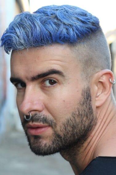 10 Rekomendasi Warna Rambut Pria Paling Populer di Tahun 2019