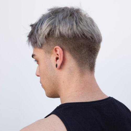 40 Gaya Rambut Pendek Pria Terbaru 2020 Paling Lengkap Dan Update
