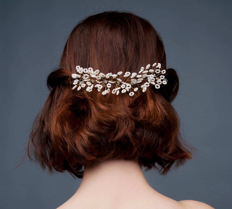 Model Tata Rambut Untuk Pesta Wedding - Seputar Model