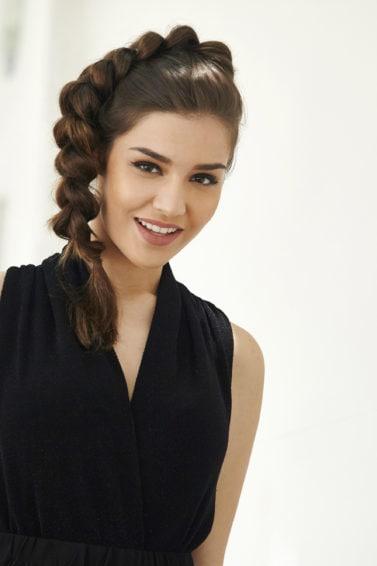 6 tatanan rambut pesta simple model rambut kepang samping dutch braid