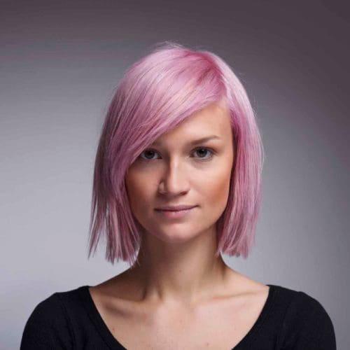 25 Warna Rambut Pastel Terpopuler Untuk Tahun Ini