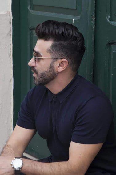 17 Ide Gaya dan Model Rambut Pria untuk Wajah Bulat | All ...