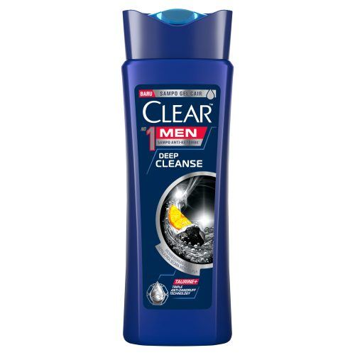 CLEAR MEN Deep Cleanse (new)