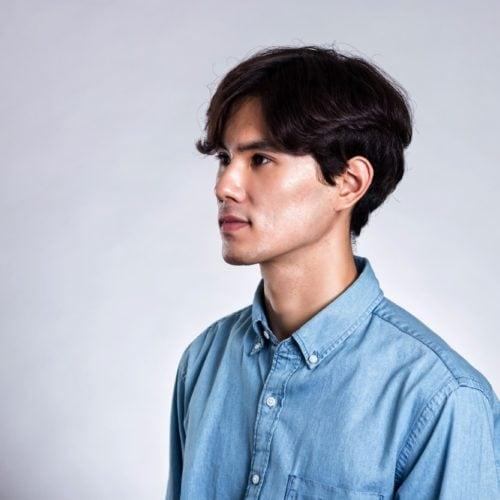 26 Model Rambut Bergelombang Pria Hits Di Tahun 2020 Coba Yuk