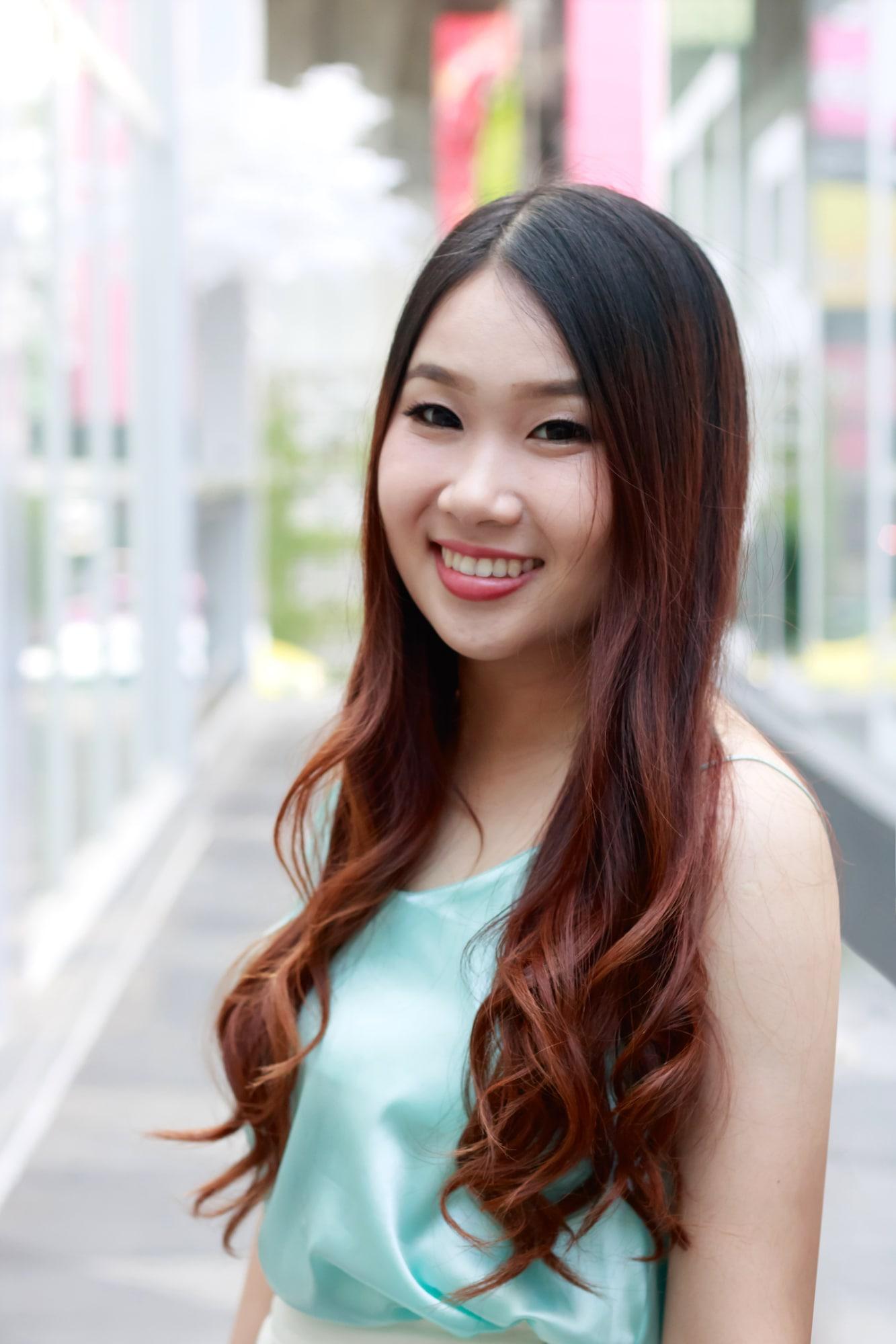 Warna Rambut Yang Bagus Untuk Anak Remaja