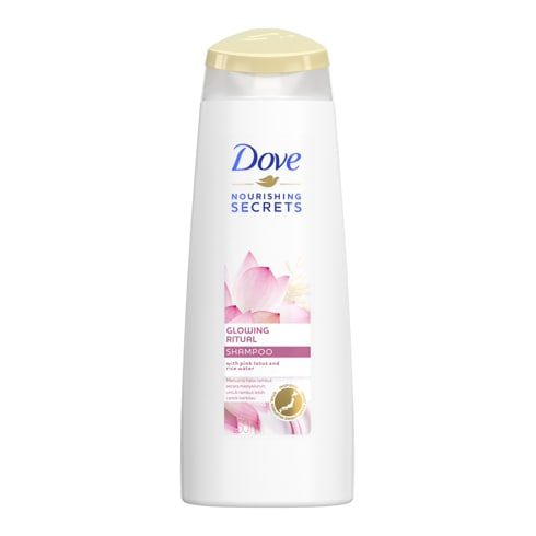Dove Glowing Ritual Shampoo
