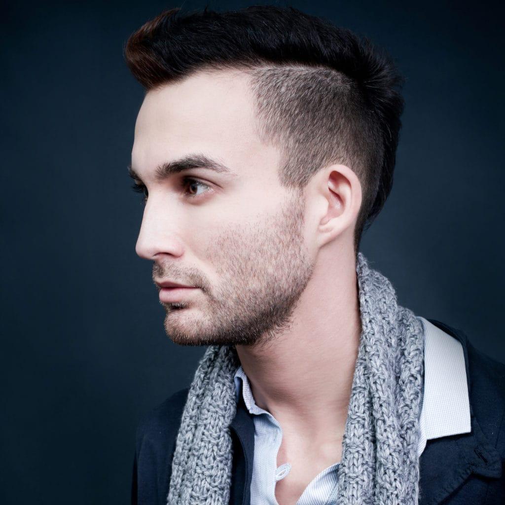 4 gaya rambut pria tipis model rambut mohawk