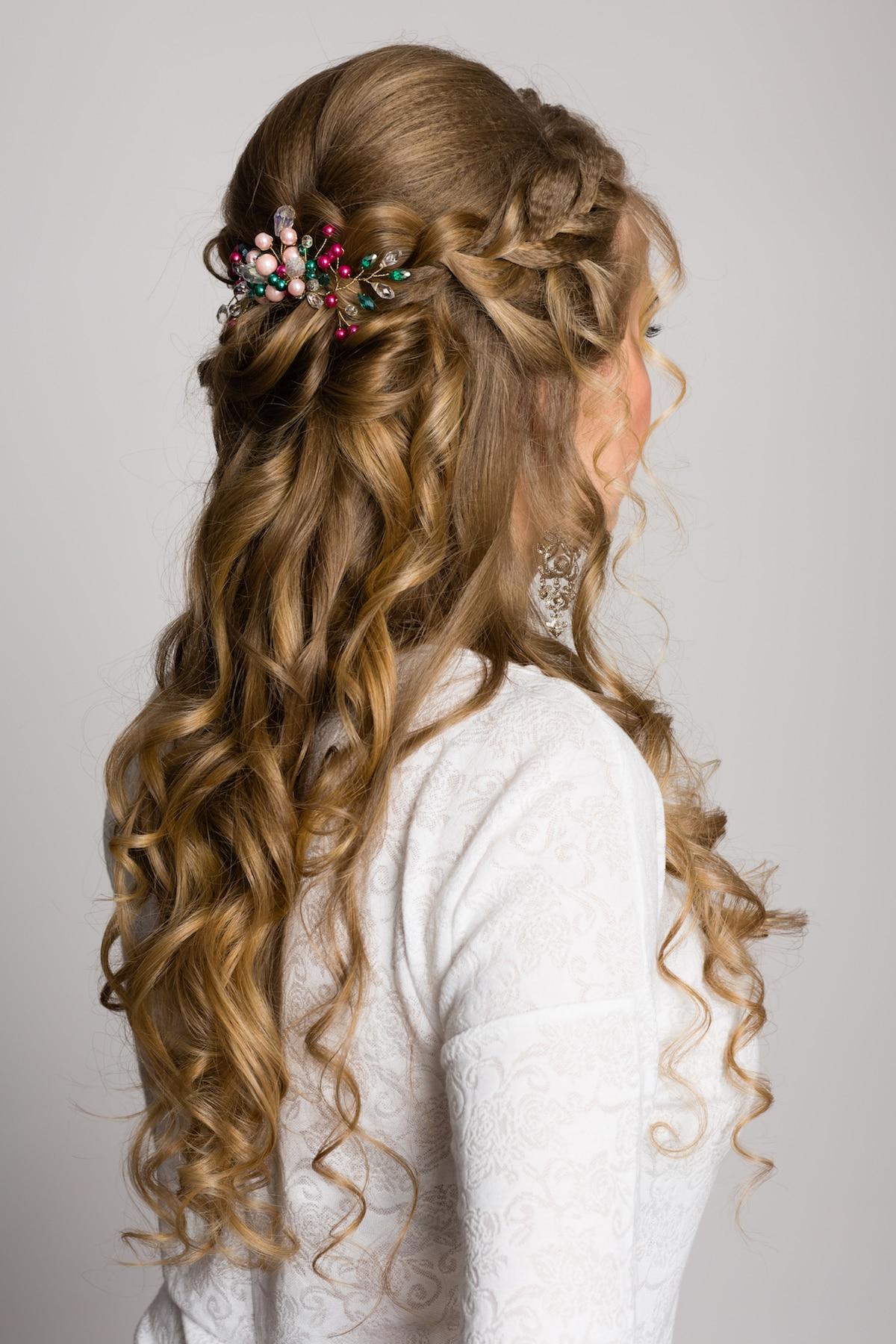 Model Rambut Panjang Untuk Ke Pesta - Seputar Model