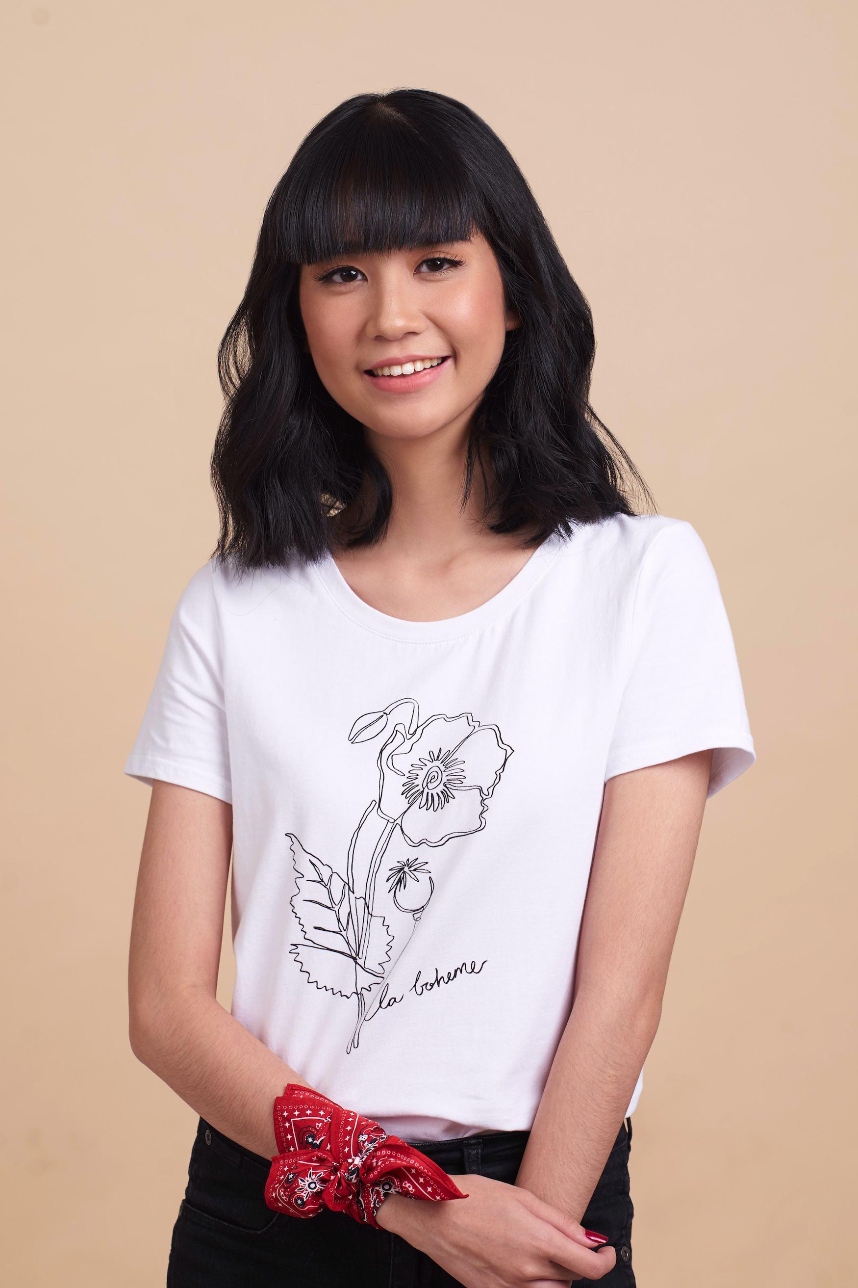 18 Model Rambut Pendek Sebahu Paling Dicari | All Things ...