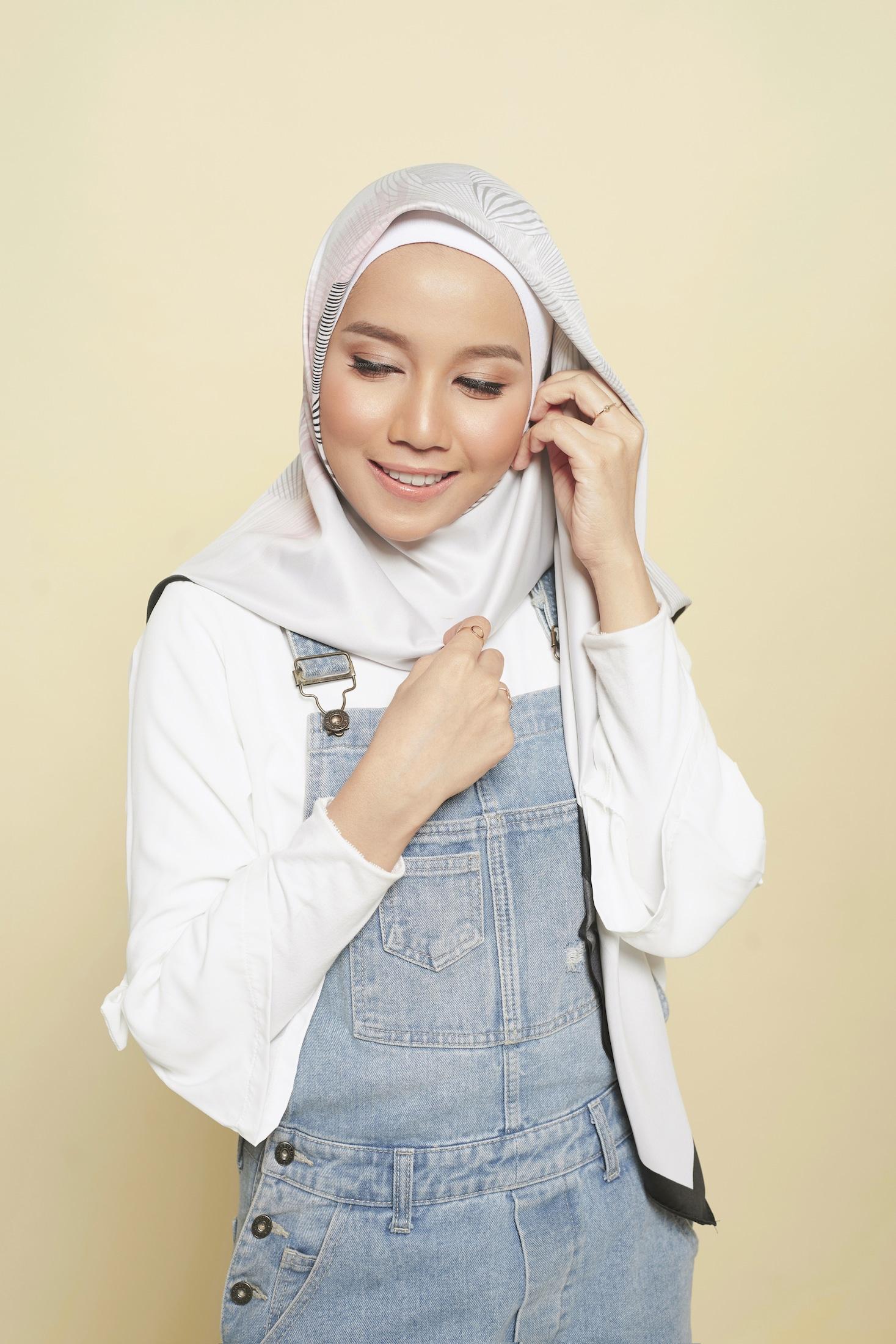 tips hijaber anti lepek