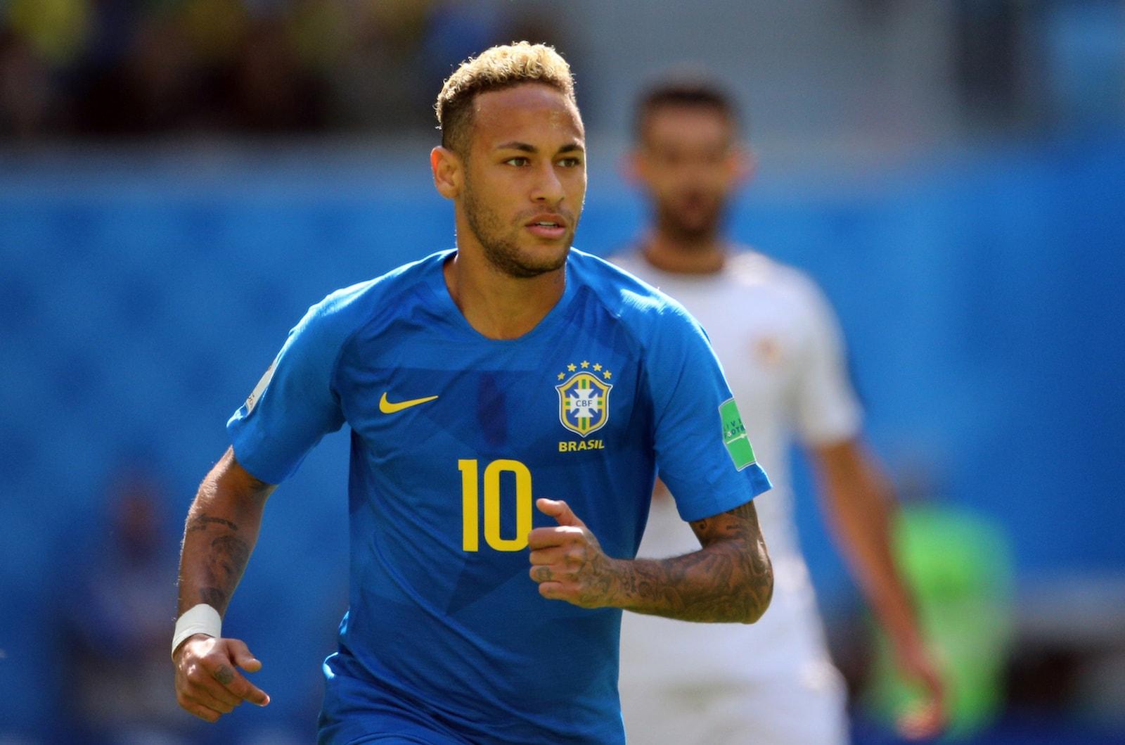 3 bleached hair neymar gaya rambut pemain timnas world cup 2018