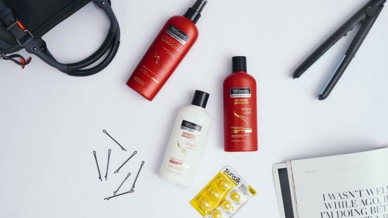 produk rambut andalan
