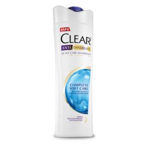 CLEAR COMPLETE SOFT CARE