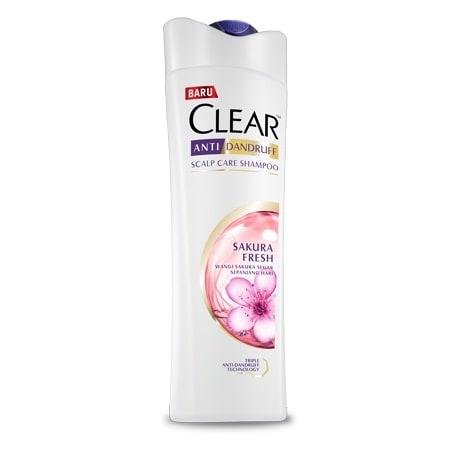 CLEAR Sakura Fresh Shampoo