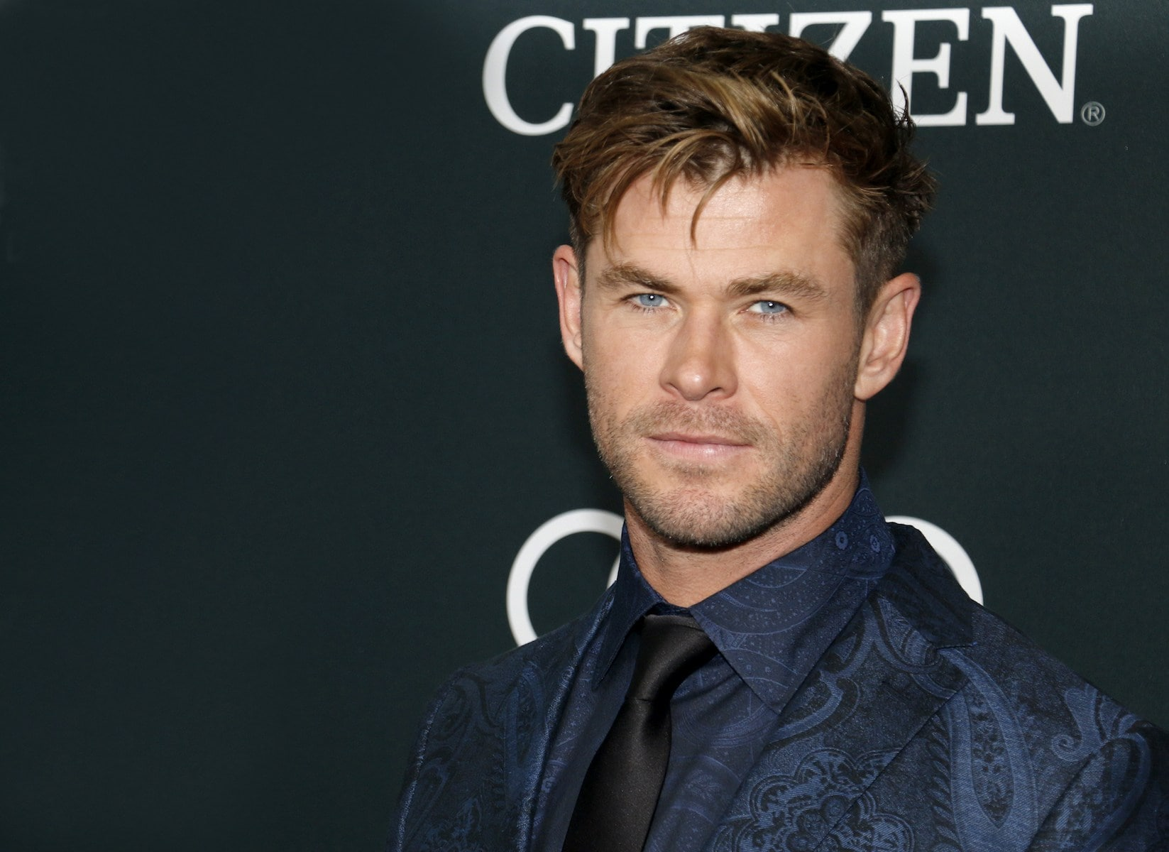 Variasi gaya undercut Chris Hemsworth