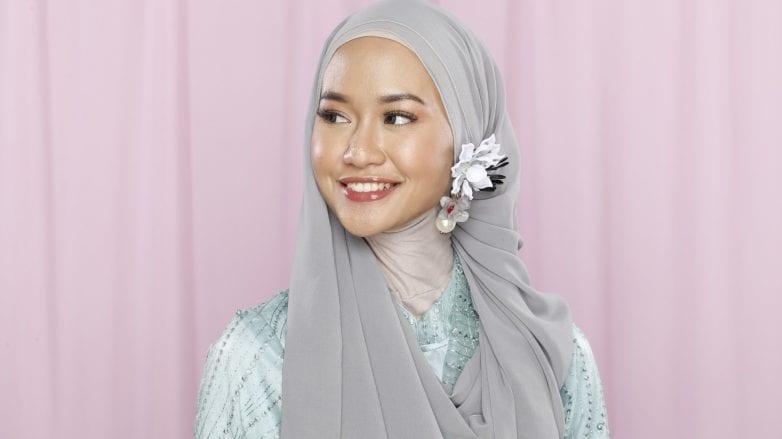 Kompilasi 4 Tutorial Hijab Pesta Modern Di Bawah 10 Menit Video