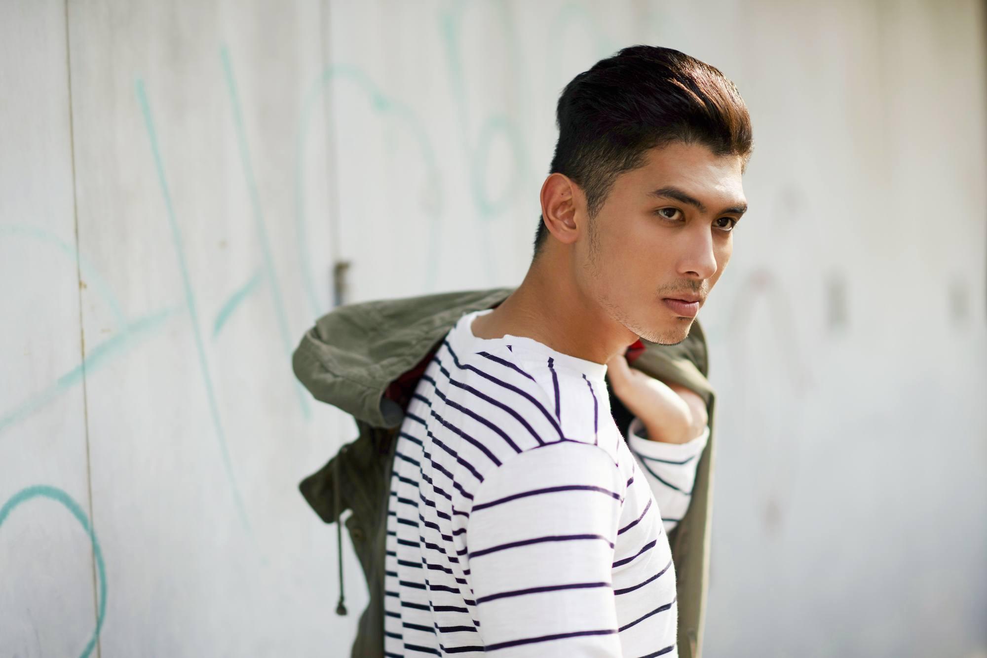 Foto Model Rambut Pendek Pria