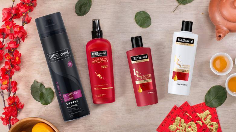 rekomendasi produk rambut untuk Imlek
