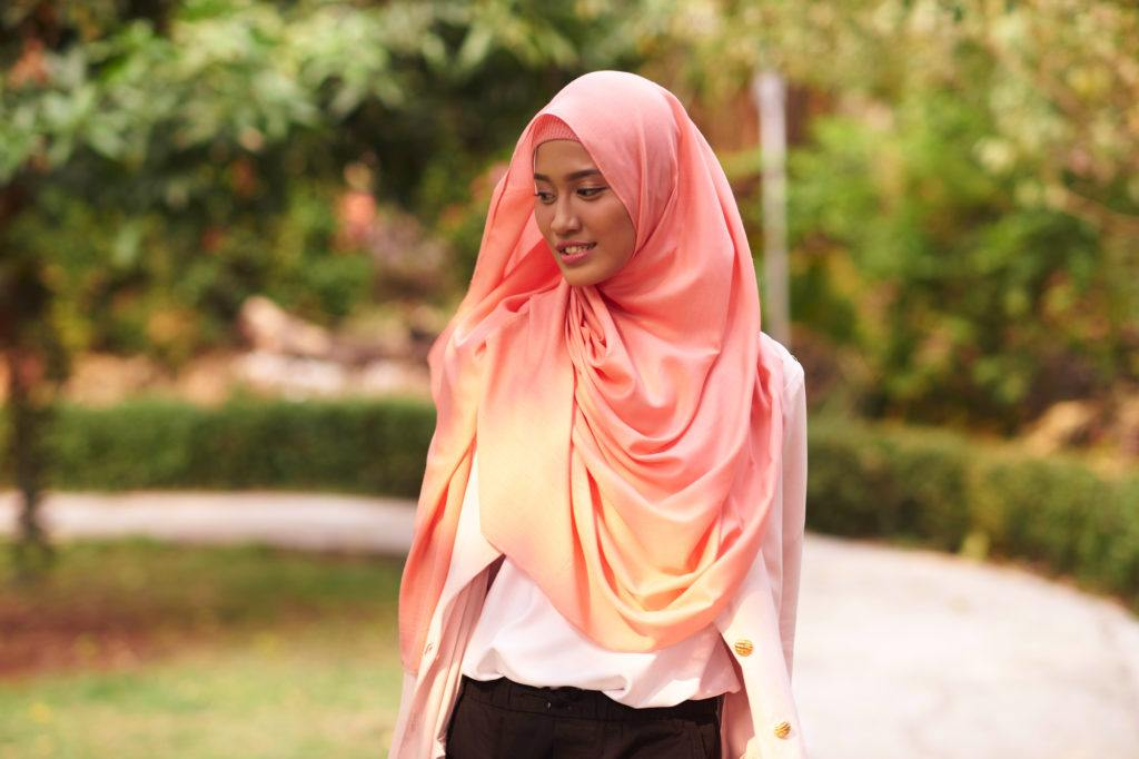 Tutorial Hijab Pashmina Dan10 Style Yang Pas Untuk Pemula