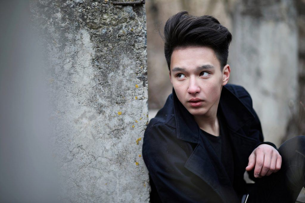 Foto Gaya Rambut Pria Korea Terbaru - Galeri Gambar