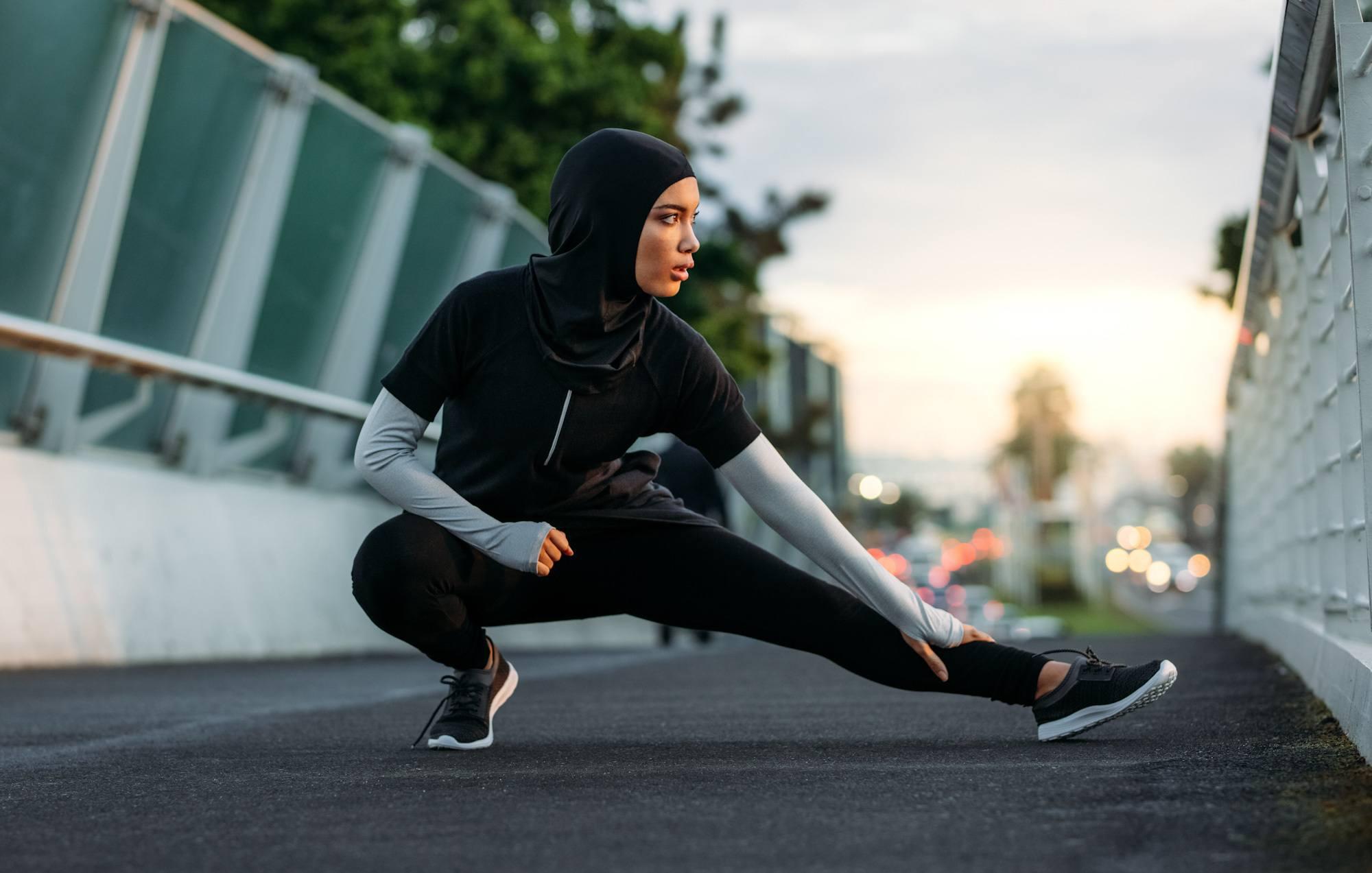 9 Model Hijab Sporty Untuk Wanita Muslim Yang Aktif