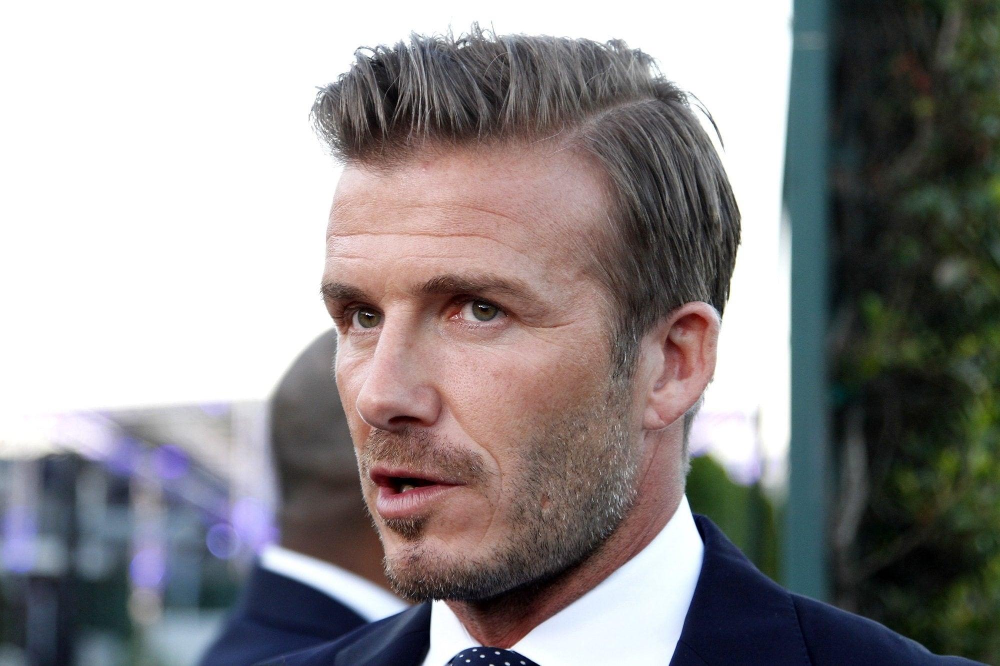 model rambut side part untuk pria