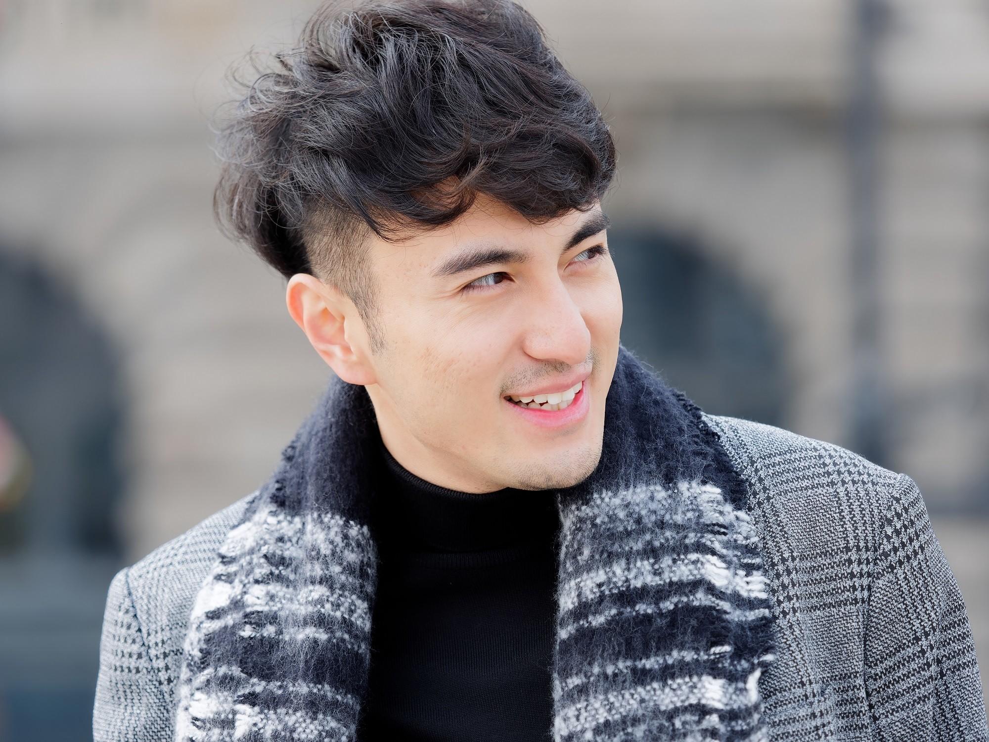 Two Blocks Gaya Rambut Pria Korea Dan Variasinya