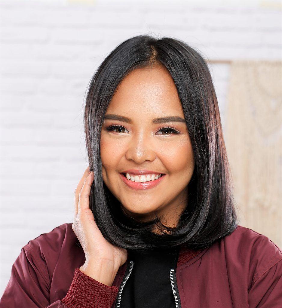 model rambut smoothing pendek