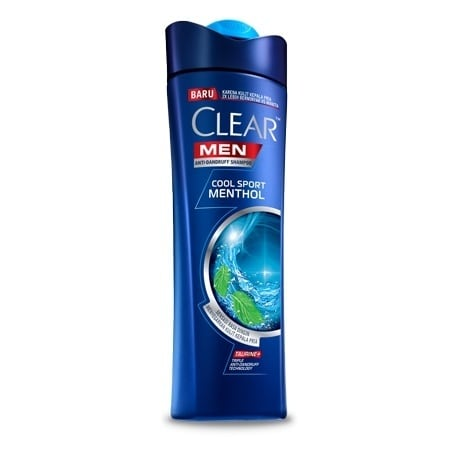 CLEAR Men Cool Sport Menthol