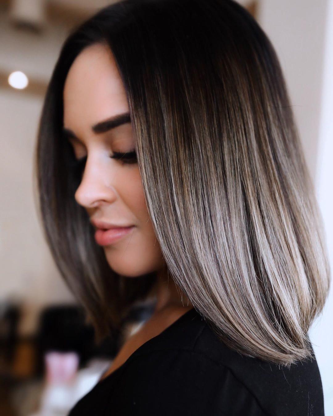 14 Teknik Pewarnaan Rambut Yang Bisa Kamu Coba Di 2021