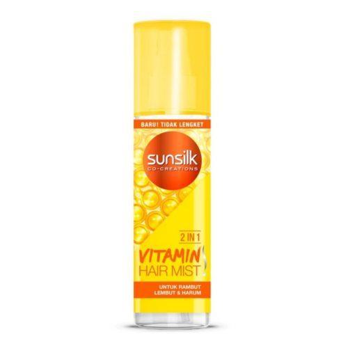 Sunsilk Vitamin Hair Mist - Untuk Rambut Lembut & Harum