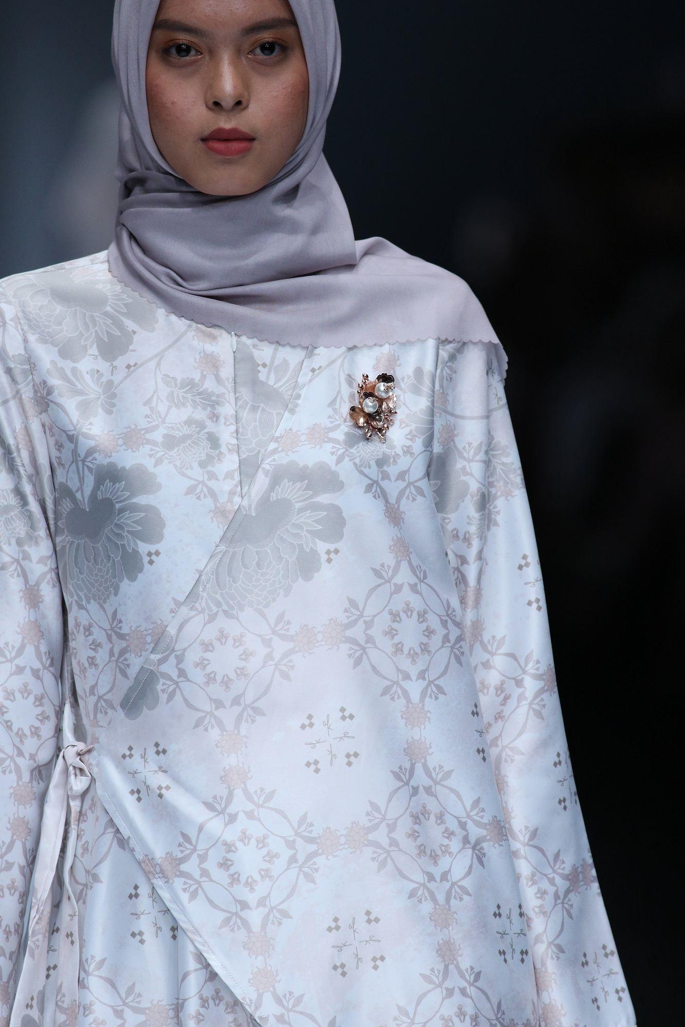 Prediksi Trend Hijab 9 dari Perhelatan Fashion Week Bergengsi