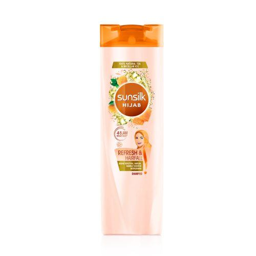 Sunsilk Hijab Refresh & Hairfall Shampoo