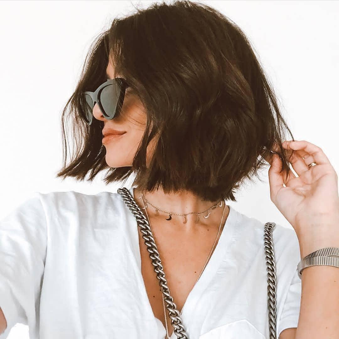68 Model Rambut Pendek 2020 Paling Baru Untuk Semua Bentuk Wajah
