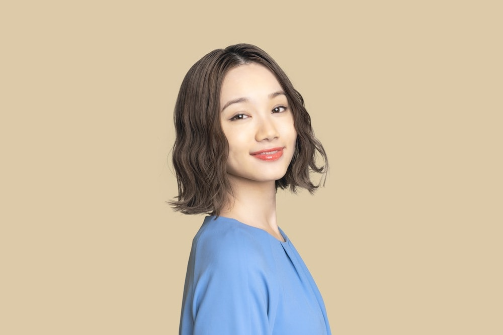 Model Rambut Pendek Sebahu untuk Wajah Bulat 3