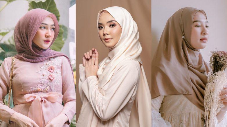 hijab pesta 2021