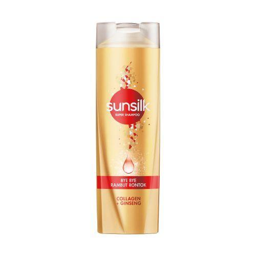 sunsilk super shampoo bye bye rambut rontok