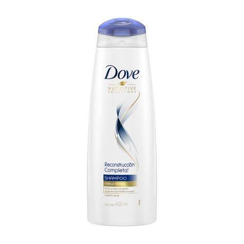 Dove Shampoo Reconstrucción Completa