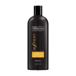 tresemmé shampoo oil radiante