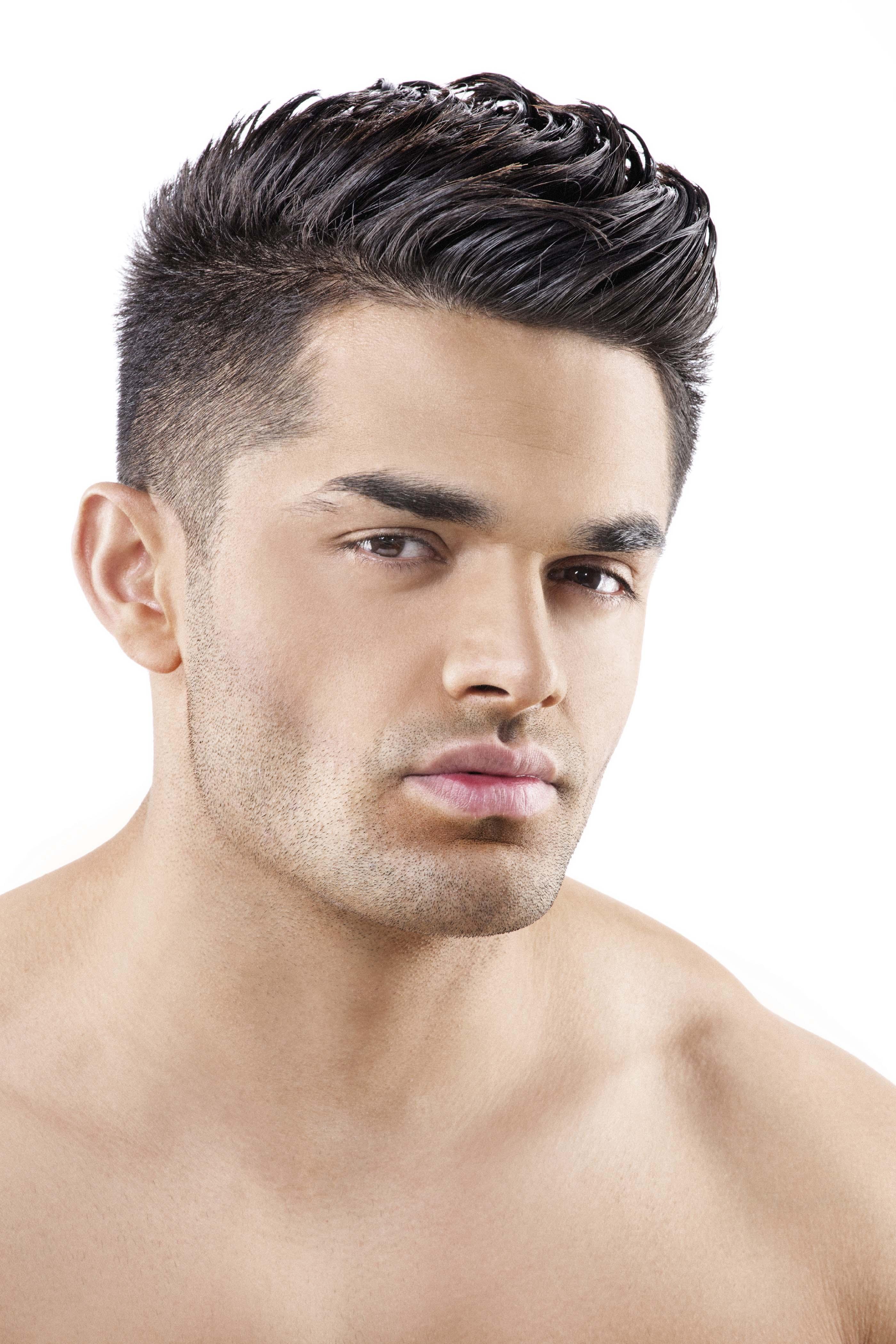 Formas de moda también peinados chico degradado Colección De Cortes De Pelo Tutoriales - Corte de pelo degradado: 12 estilos del corte fade para hombre