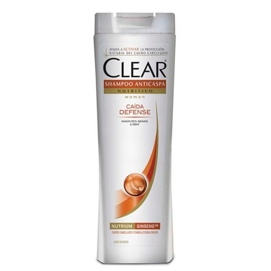 Clear Shampoo Caída Defense