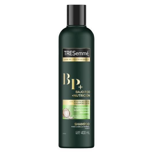 TRESemmé Shampoo Bajo Poo + Nutrición