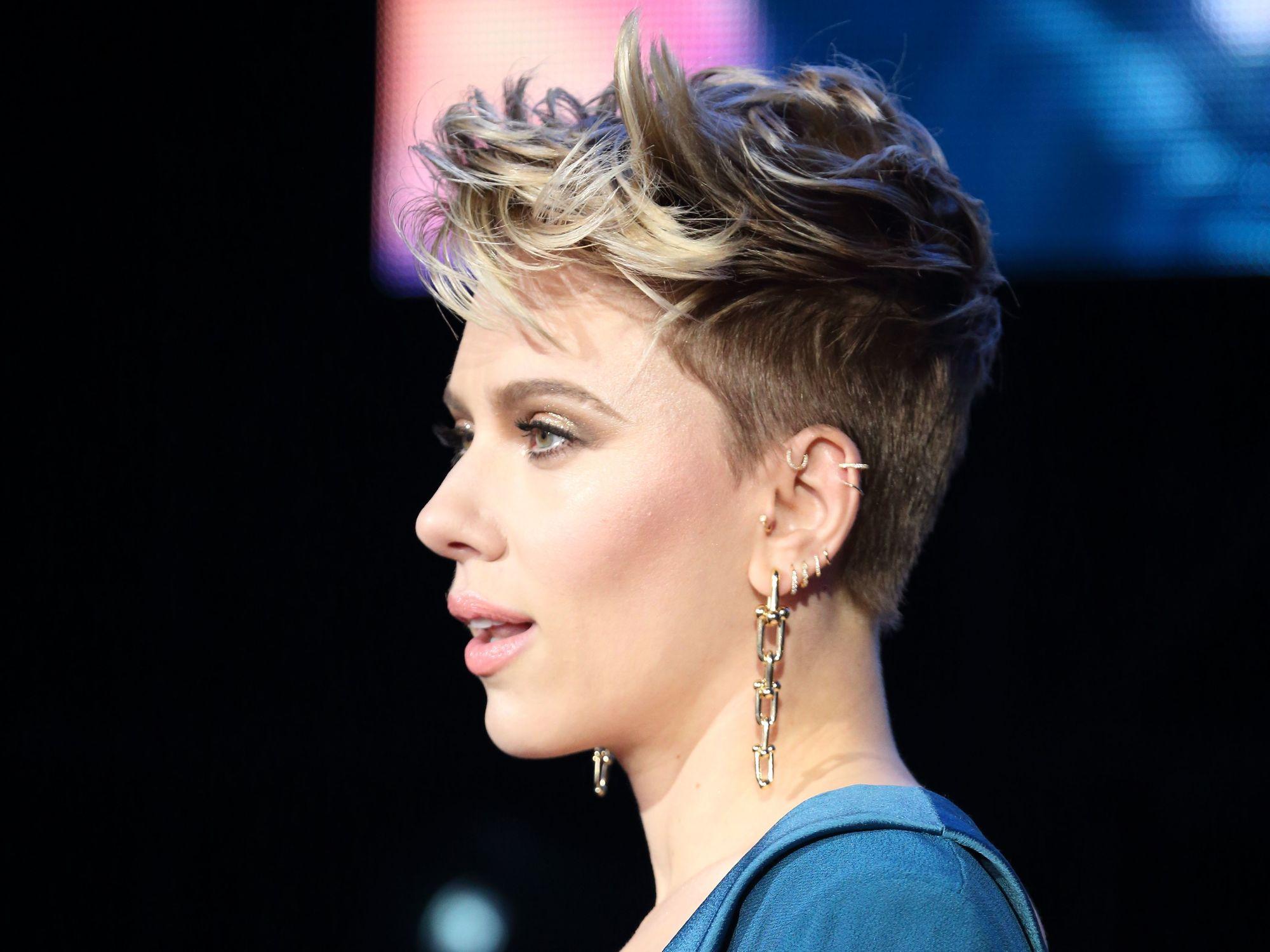 Imagenes de cabello corto y rubio