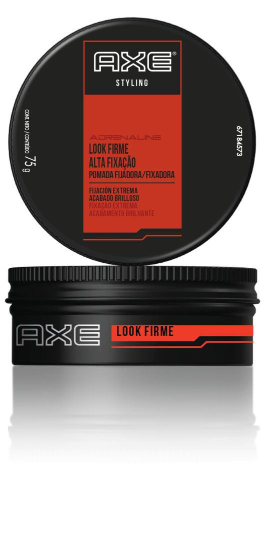 Axe Styling Adrenaline Cera Alta Fijación
